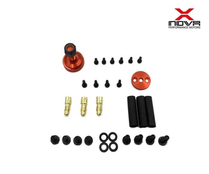 Moteur Xnova 2206-2500KV contenu du kit