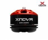 Moteur Xnova 2206-2500KV Vue du moteur