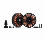 Lot de 2 moteurs 4006 antigravity 380 KV et fixations hélices