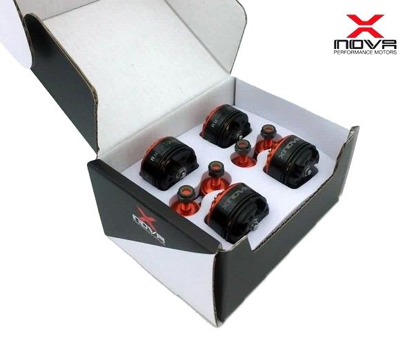 Moteurs Xnova 2206 - 2000Kv vendus par 4 dans une boite