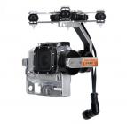 Nacelle 2 axes �tanche pour Splash Drone