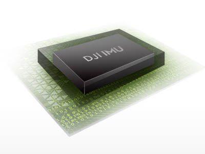 Nacelle 3axes DJI Zenmuse H3-3D V1.1 pour GoPro
