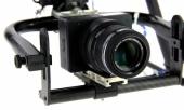 Nacelle Hexadrone HDS3-V2 3 axes équipée d\'une Z-caméra E1