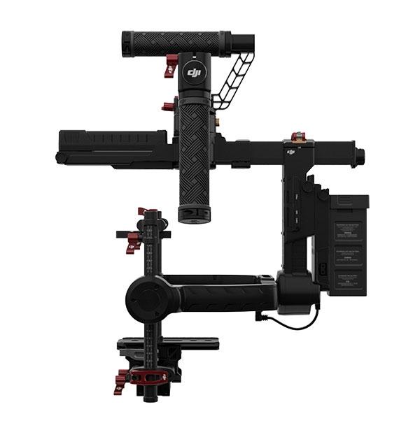 Nacelle main stabilisateur DJI Ronin-MX - vue de côté