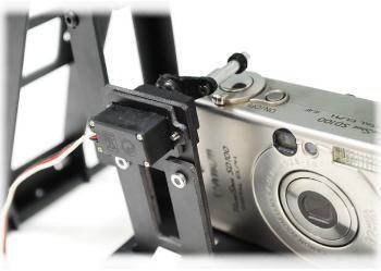 Nacelle S-550 avec système de déclencheur