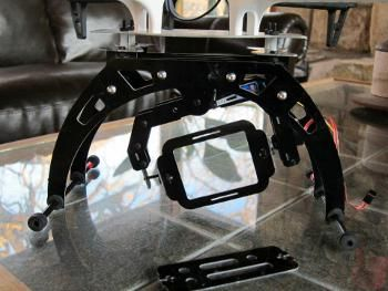 Nacelle ST GoPro pour DJI F450 et F550