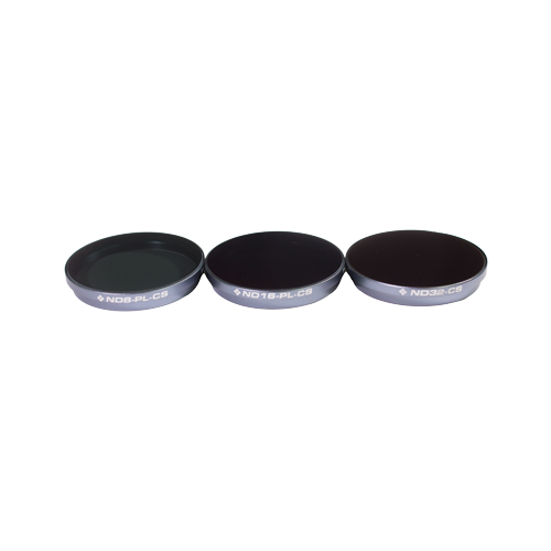 Pack 3 filtres Cinema series pour DJI Inspire 1/Osmo - Polar Pro