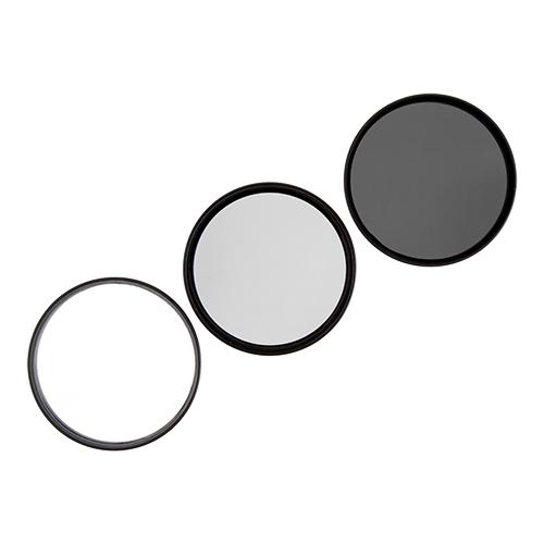 Pack 3 filtres DJI Zenmuse X5 & X5R - Polar Pro