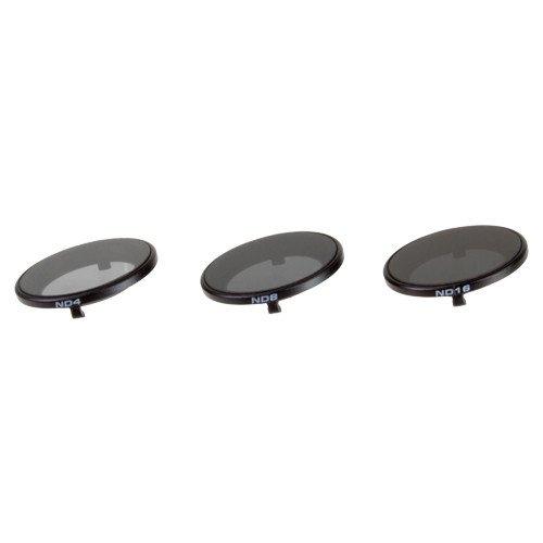 Pack 3 filtres pour Yuneec Q500 Typhoon 4K et Typhoon H Polar Pro
