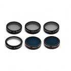Pack 6 filtres pour Phantom 3 Standard