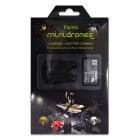 Pack batterie + chargeur pour Parrot MiniDrones