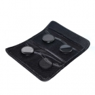 Pack de 4 filtres pour DJI Inspire 1 et Osmo dans sa pochette