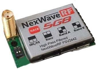 Récepteur interne 5.8Ghz Fatshark raceband