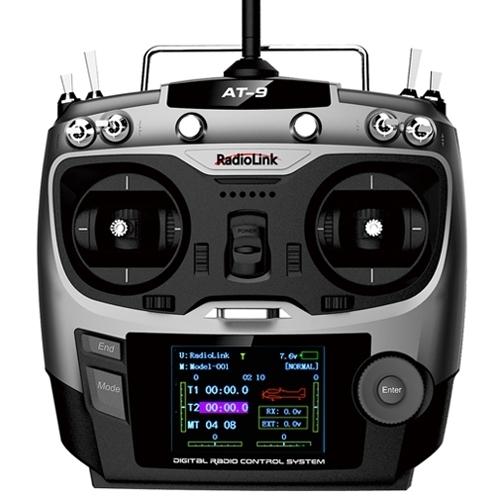 Radiocommande AT9 Radiolink 9 voies