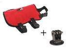 """Pack fixation \""""DCC\"""" grande taille pour GoPro"""