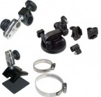 Pack de fixations motorsport pour GoPro