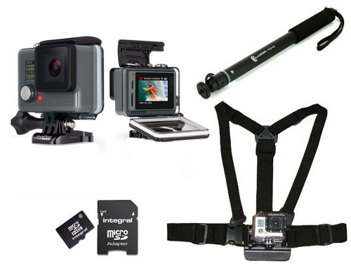 Pack découverte GoPro HERO+ LCD