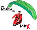 Pack Parapente Rc Pulse 1.4 Verte