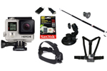 Pack studioSPORT GoPro Hero4 Black Edition