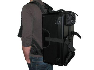 pack valise sac dos pour dji phantom. Black Bedroom Furniture Sets. Home Design Ideas