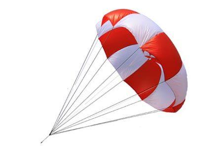 Parachute de secours 4m² Opale pour Multirotors