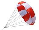 Parachute de secours 6m² Opale pour Multirotors
