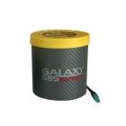 Parachute de secours Galaxy GBS 10/150 à extraction pyrotechnique
