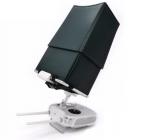 Pare-soleil PGY pour tablettes et smartphones - vert foncé