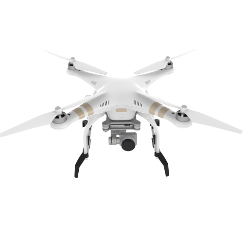 Train d\'atterrissage - upgrade pour DJI Phantom 3