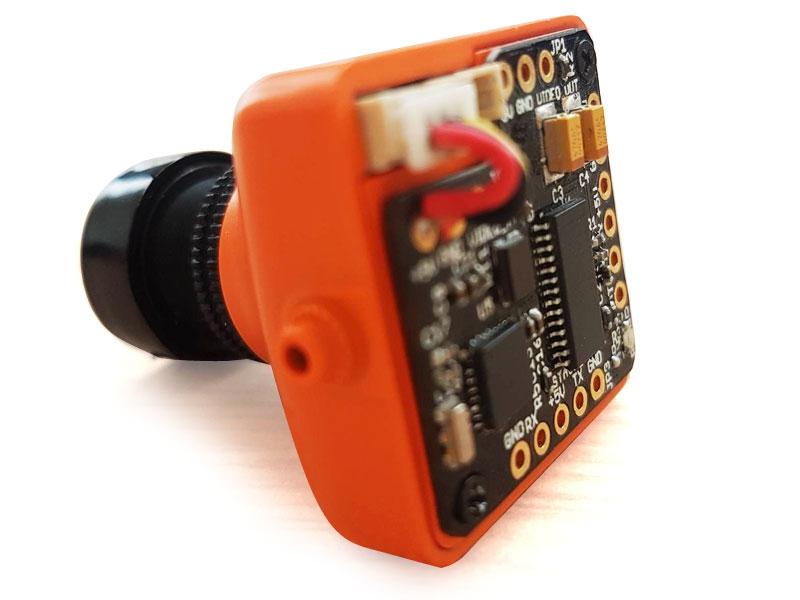 PIGGY OSD pour HS1177 et HS1190 derrière la caméra