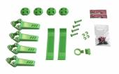 Pimp kit pour Vortex Pro 250 ImmersionRC Vert