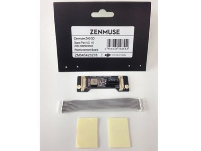 Platine anti-interférence pour Zenmuse H3-3D