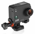 La PNJcam AEE S50 PRO est compatible avec de nombreux accessoires (harnais, perche, trépied...)