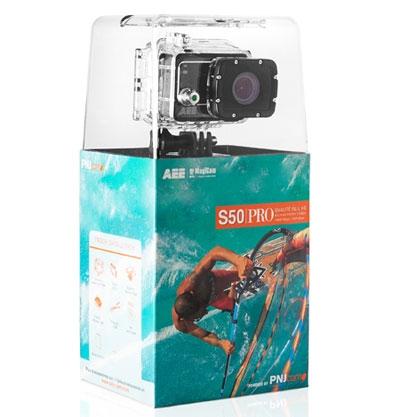 De nombreux accessoires sont fournis avec la caméra S50 PRO pour facilité son utilisation