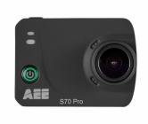 Caméra embarquée PNJcam AEE S70 PRO filmant en 1080p FULL HD avec capteur CMOS 16 MP