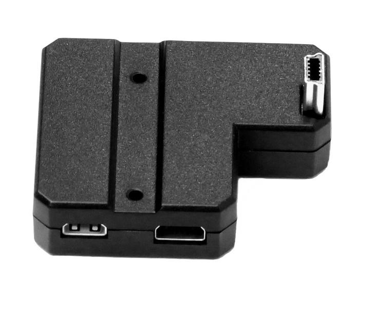 Power module pour FLIR VUE PRO - vue de dos