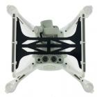 Protection carbone pour caméra DJI Phantom 4 vue dessous