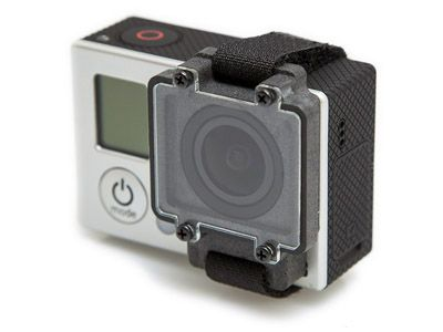 Protection LayerLens GoPro H3/3+ sans caisson