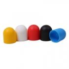 Protection moteur silicone disponible en jaune, rouge, blanc, noir ou bleu