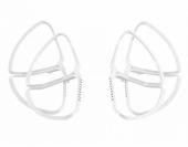 Protections d\'hélices pour DJI Phantom 4 - vue de face
