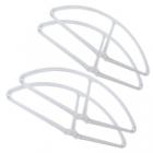 Protections d\'hélices clipsables pour drone DJI Phantom 4