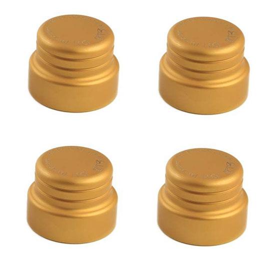 Protections moteurs pour DJI Phantom 1/2/3/4 - or
