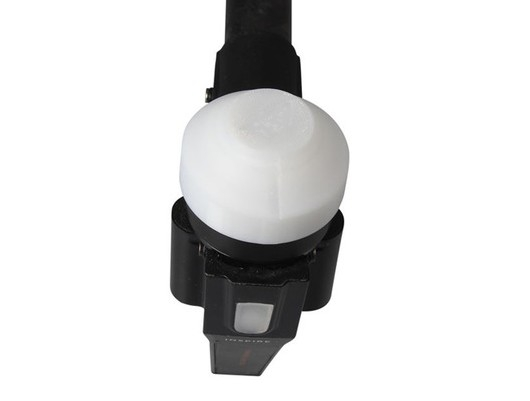 Protection silicone montée sur un moteur DJI Inspire 1