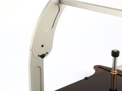 Pupitre FPV aluminium pour radio + écran