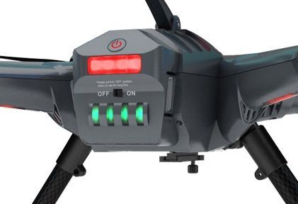Quadrirotor Walkera Scout X4 RTF GoPro Edition