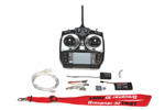 Radio Graupner MZ-18 HoTT, 9 voies + 2 r�cepteurs