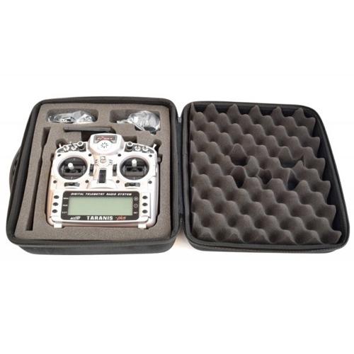Radio Taranis X9D Plus + X8R & valise souple