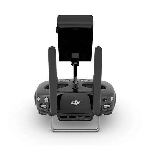 Radiocommande C1 pour Inspire 1 DJI noire - vue de dos