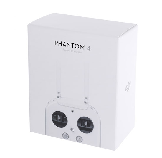 Packaging de la radiocommande DJI 2.4GHz pour Phantom 4