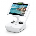 Radiocommande DJI Phantom 4 & tablette (non-founie)